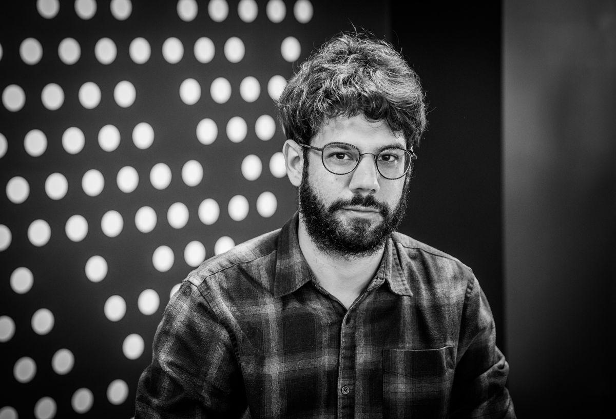 Maarten Langhendries © Radio 1