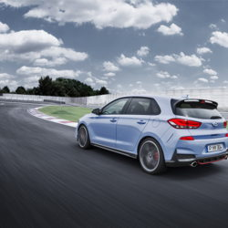 Hyundai positionne la nouvelle i30 N comme Hot Hatch +250 ch la plus abordable sur le marché Belux