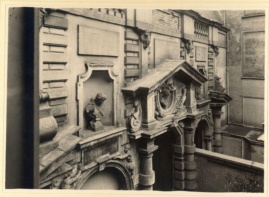 Het Rubenshuis vlak voor WO I