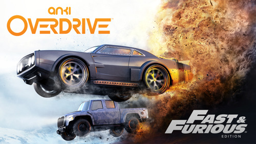 Anki auf der IAA - Drive the Future mit OVERDRIVE: Fast & Furious Edition