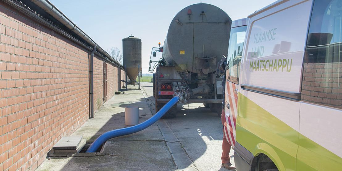 Mestverwerking in Vlaanderen biedt enkel bij performante werking oplossing voor hoge mestproductie
