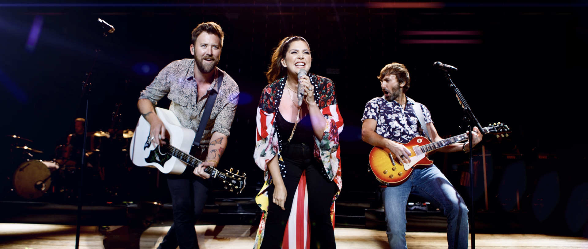 """Lady A Shows """"WHAT A SONG CAN DO"""" on its Multi-City Tour, with New Sennheiser MM 445 Capsules"""