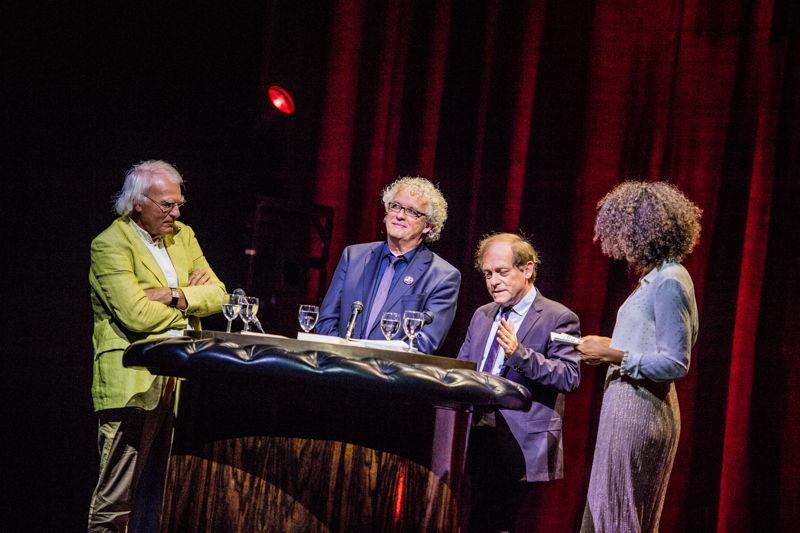 Openingsavond 500 jaar Utopia @30cc/Schouwburg
