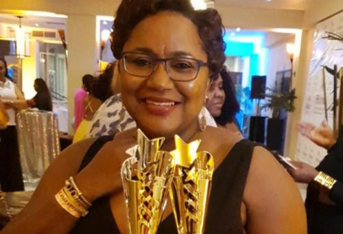 "Dreamy Weddings named the ""Caribbean Wedding Planner of the Year"" and ""Caribbean Off-Site Wedding Planner of the Year"""