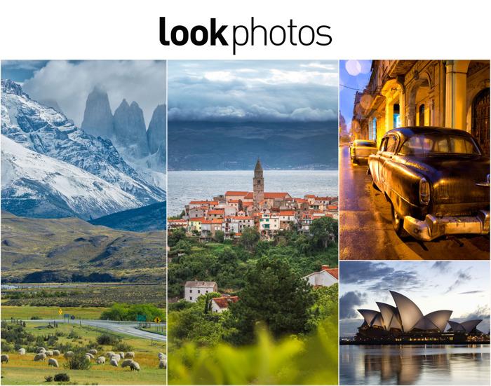 Les nouveautés chez lookphotos !