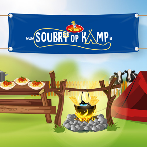 Soubry gaat deze zomer mee op kamp
