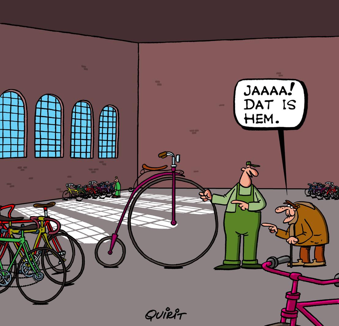 Vind je verloren of gestolen fiets makkelijker terug