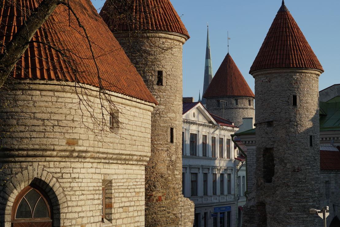 Old town Tallin, Estonia