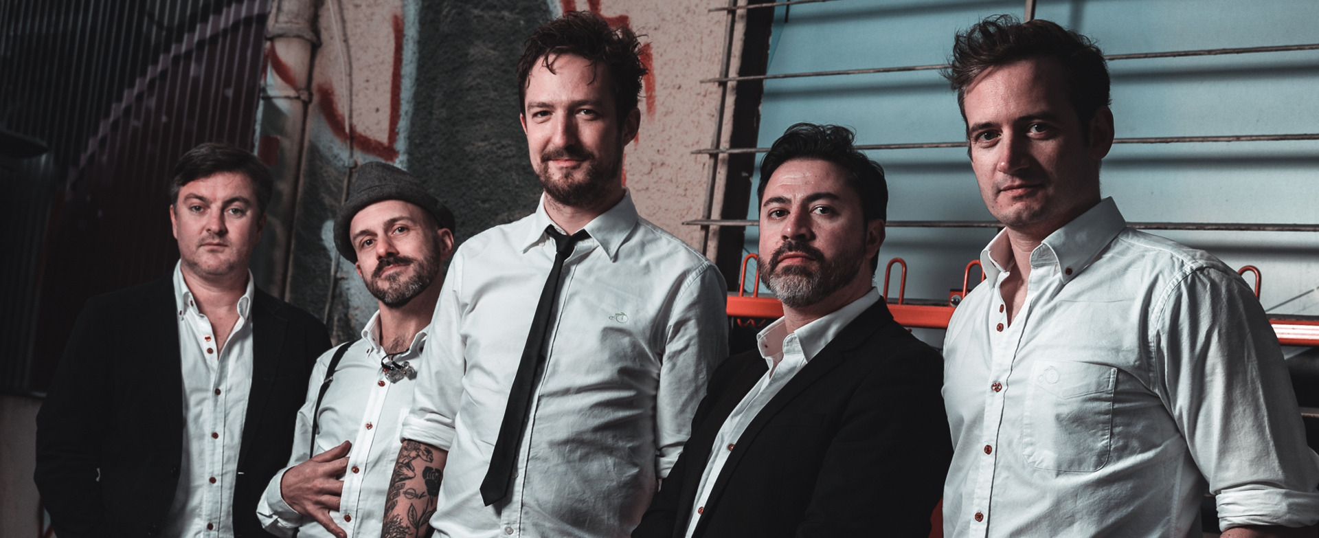Frank Turner reunites with The Sleeping Souls for live stream show