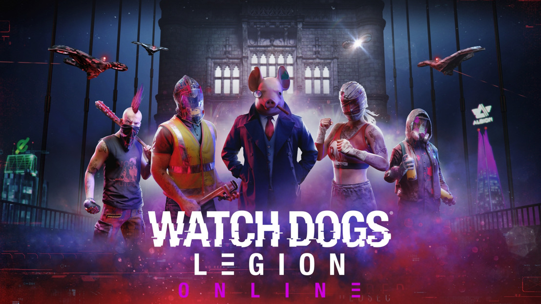 WATCH DOGS®: LEGION ONLINE-MODUS STARTET AM 9. MÄRZ MIT EINEM KOSTENLOSEN UPDATE