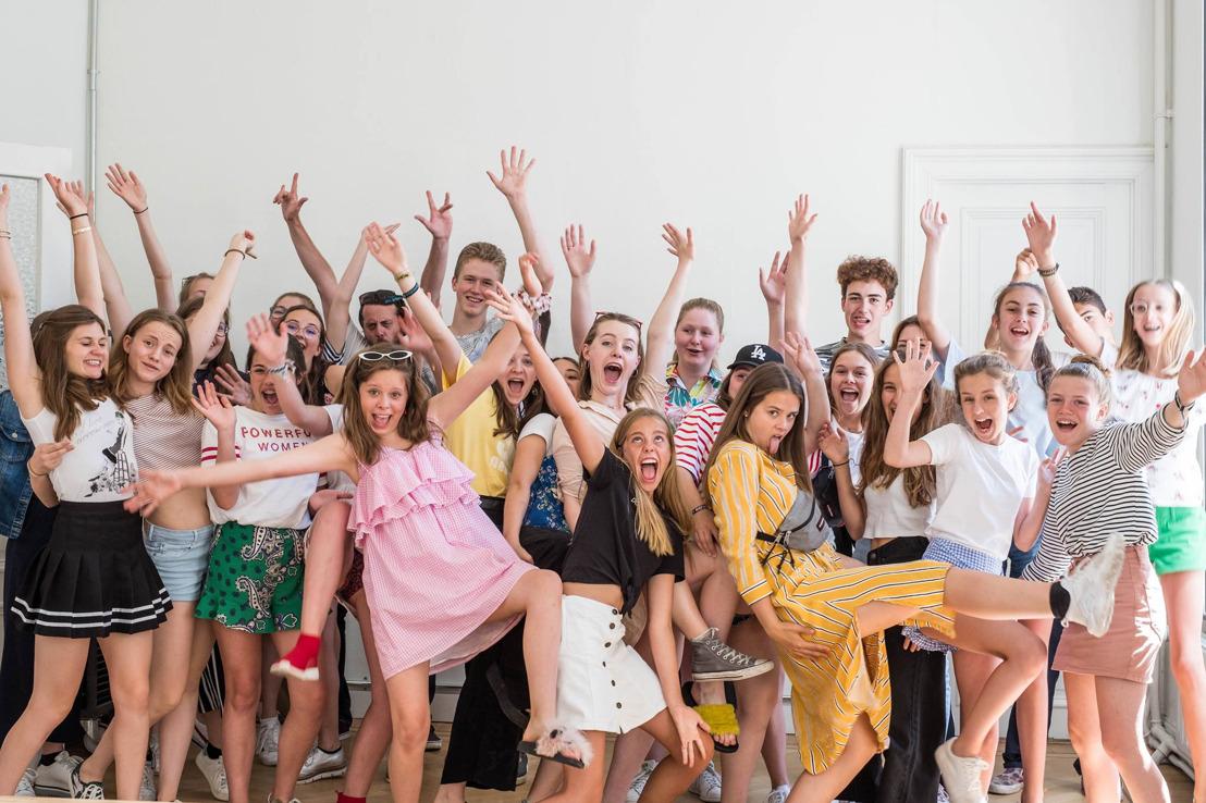 PERSUITNODIGING: pitch sessies & pop-up store Junior Argonauts