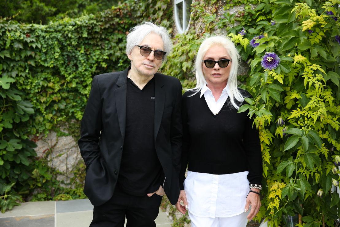 Chris Stein y Debbie Harry