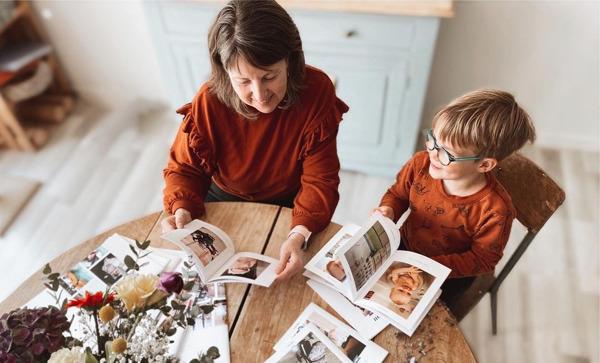 Preview: Partagez votre quotidien avec vos grands-parents grâce à un journal familial mensuel