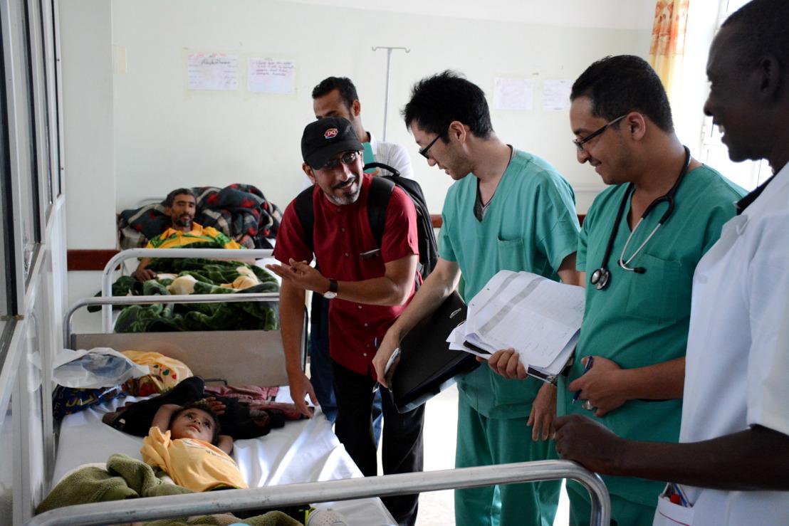 Yemen - MSF life-saving activities in Ibb: one year on