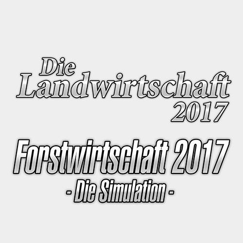 """Erfolgreicher Start für die aktuellen UIG Simulatoren """"Die Landwirtschaft 2017"""" und """"Forstwirtschaft 2017"""""""