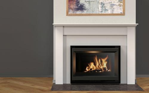 Stûv 6, une chambre avec vue… sur le feu