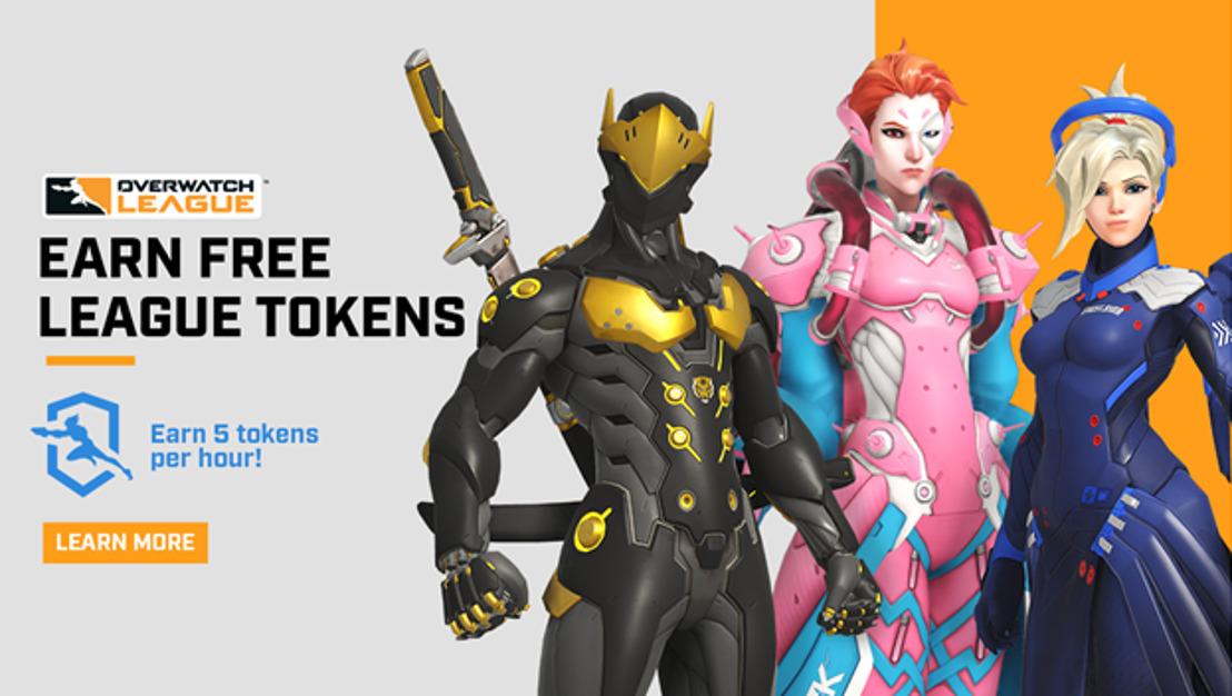 Overwatch League : les gains de jetons font leur retour ce week-end