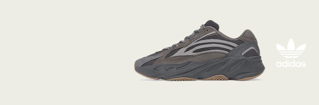 adidas + KANYE WEST anuncian el lanzamiento de YEEZY BOOST 700 V2 Geode