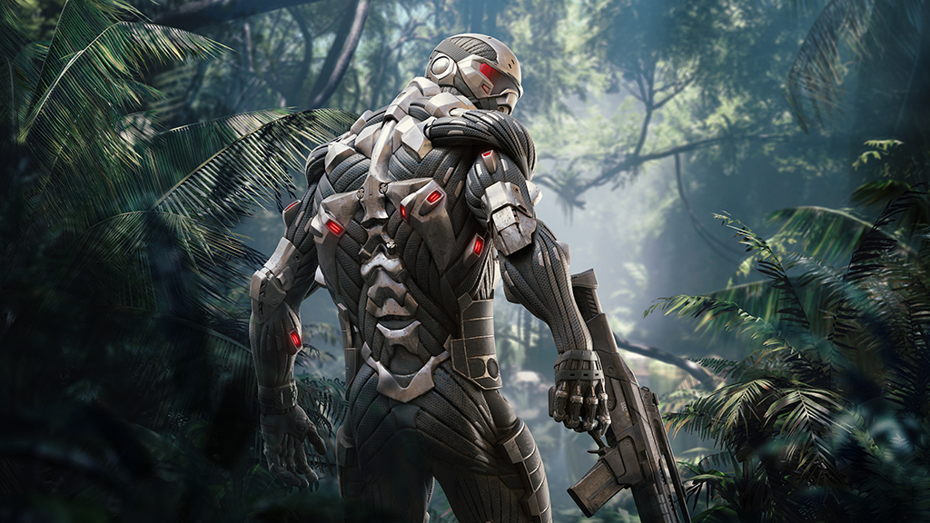 Crysis Remastered Physical Copy Coming out on Nintendo Switch
