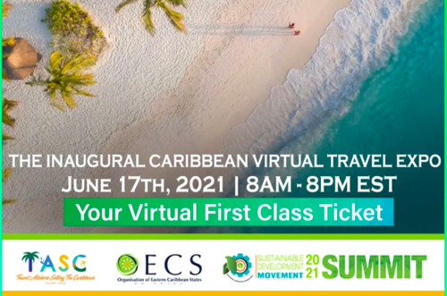 Caribbean Virtual Travel Expo Launched to Capture New Wave in Travel