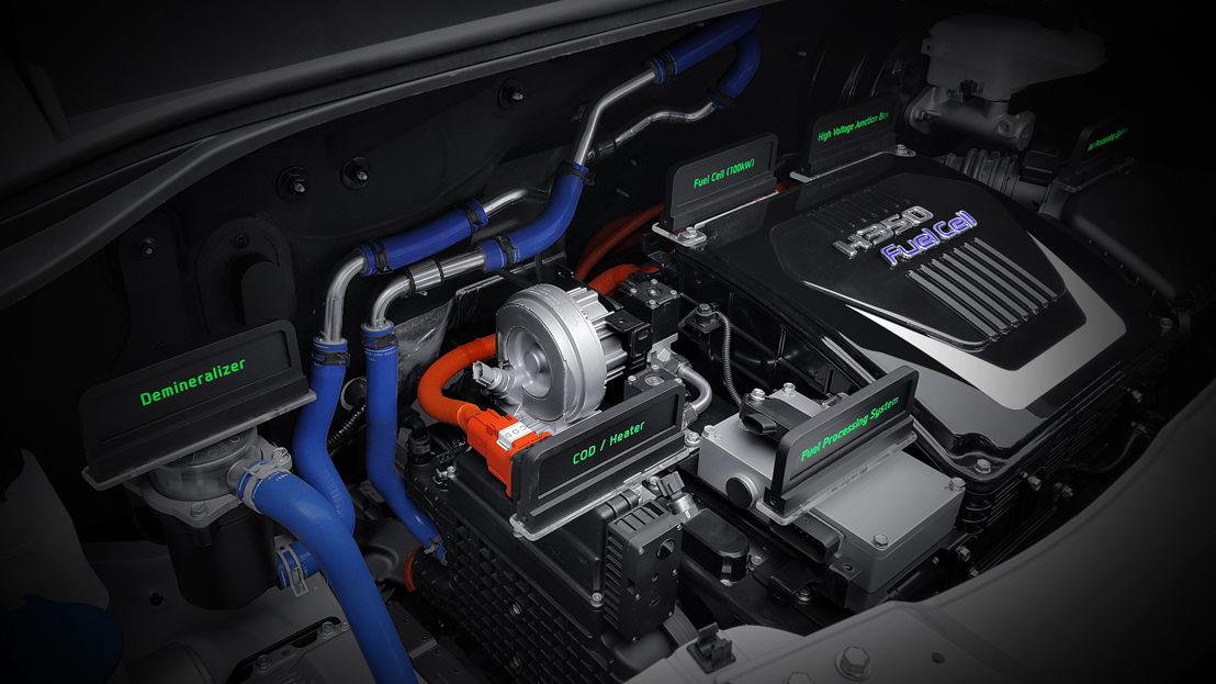 H350 Fuel Cell
