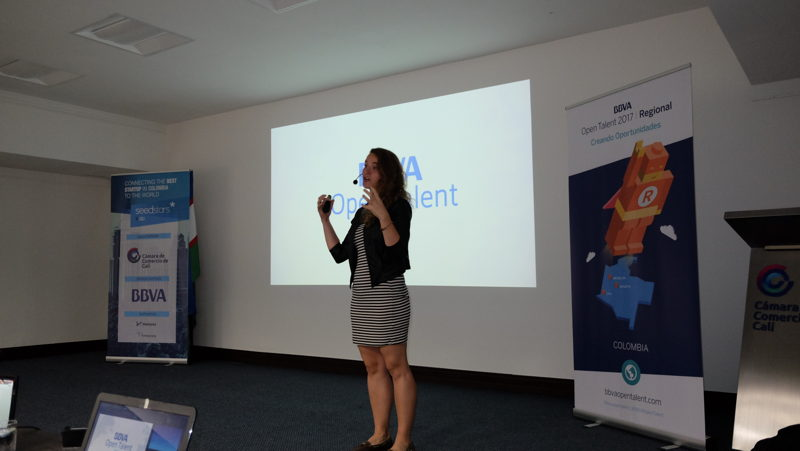 Lucy from Seedstars
