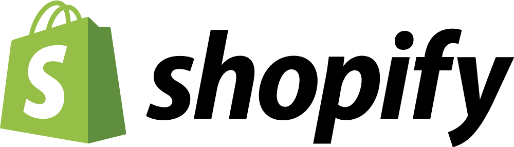 Shopify press room Logo