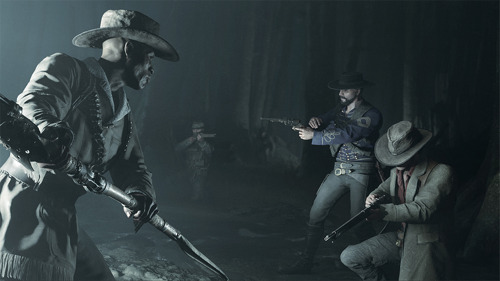 Play Crytek's Hunt: Showdown Free This Weekend