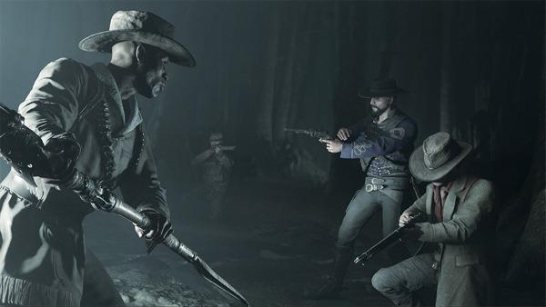Preview: Play Crytek's Hunt: Showdown Free This Weekend