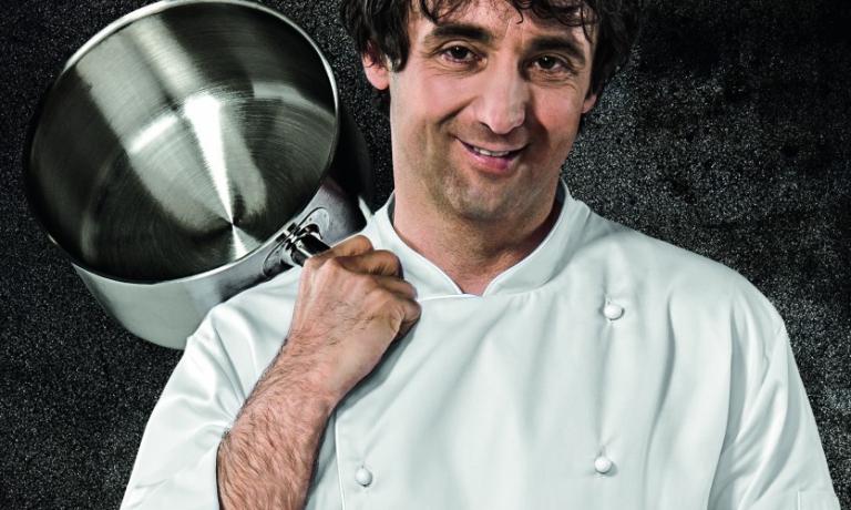 Chef Tomaž Kavčič,  Pri Lojzetu, Vipavska, Slovenia