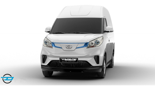 Preview: It's all in the packaging: all-new, all-electric short wheelbase van conversion launched to clean up city streets one parcel at a time