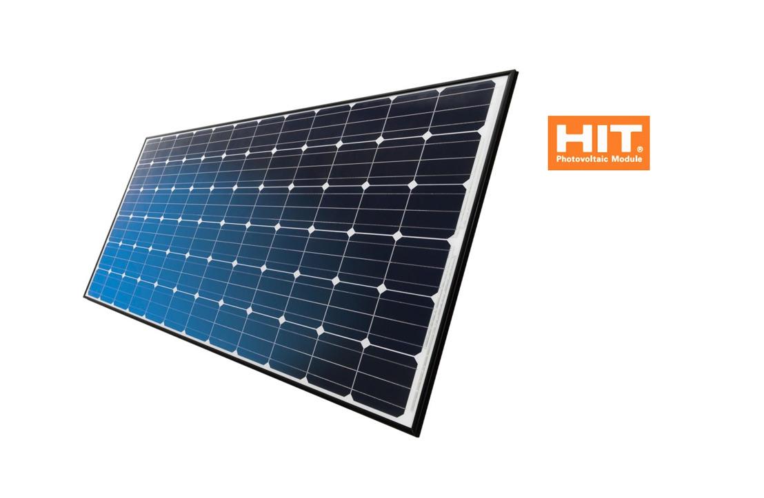 Los módulos solares Panasonic HIT® logran el coeficiente de salida de energía más alto en condiciones de altas temperaturas