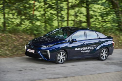 Newsweek roept Toyota uit tot 's Werelds Groenste Autoconstructeur