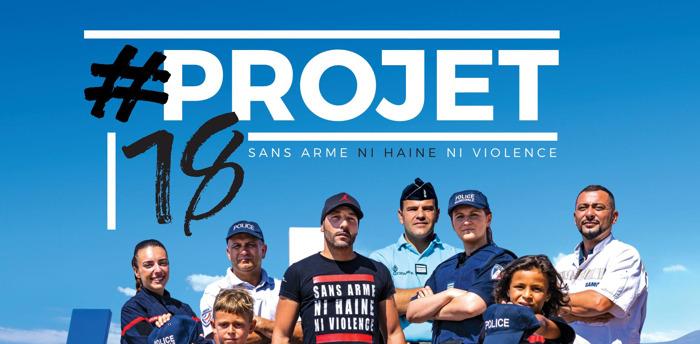 MANIFESTATION NATIONALE DES POMPIERS LE 15 OCTOBRE : Découvrez le rappeur que les pompiers de France soutiennent