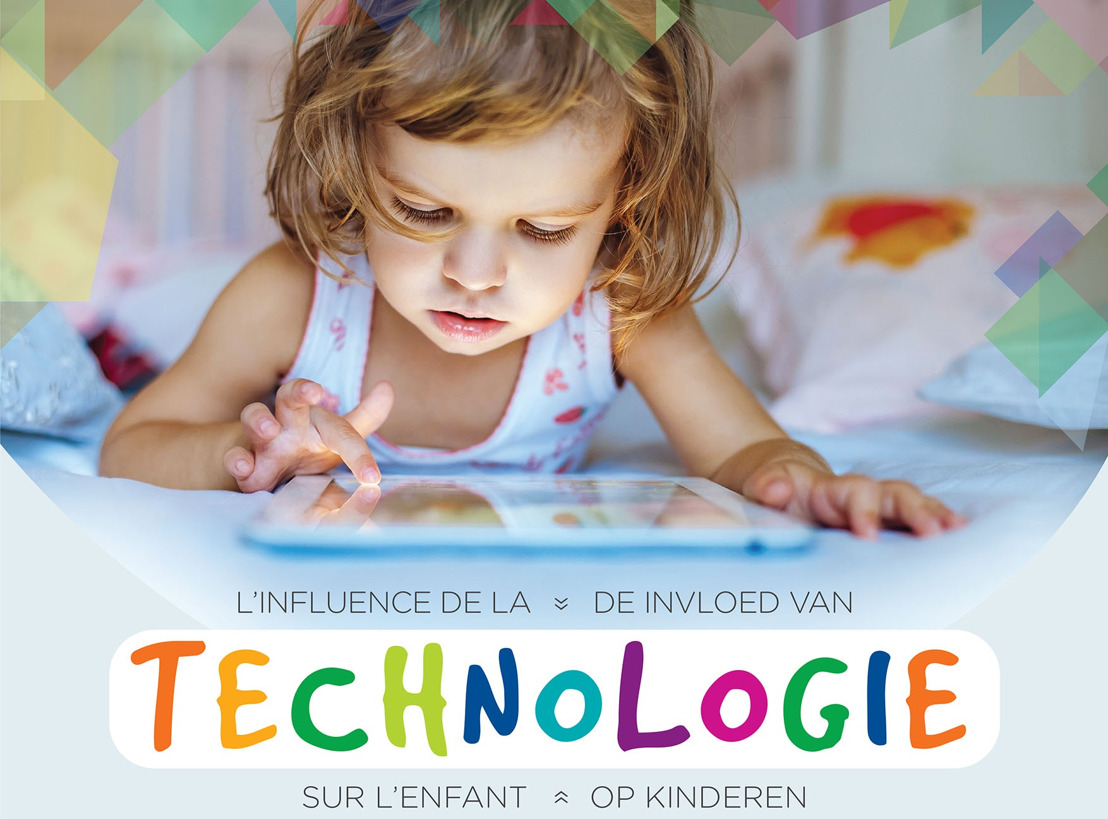 Persuitnodiging: Colloquium :De invloed van de technologie op kinderen georganiseerd door het Universitair Kinderziekenhuis Koningin Fabiola