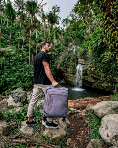 American Tourister wenst je een groene reis!