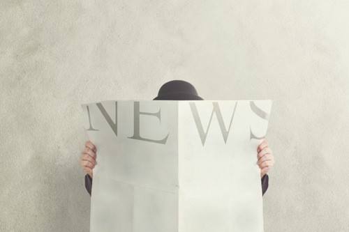 Citizen journalism increasingly determines the news