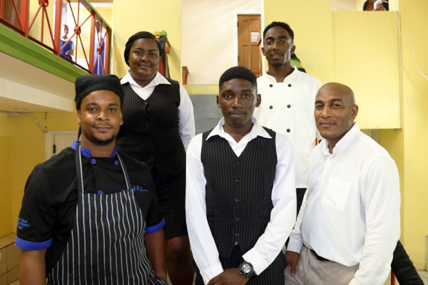 Preview: OECS Commission Continues to Support Development of Hospitality Students