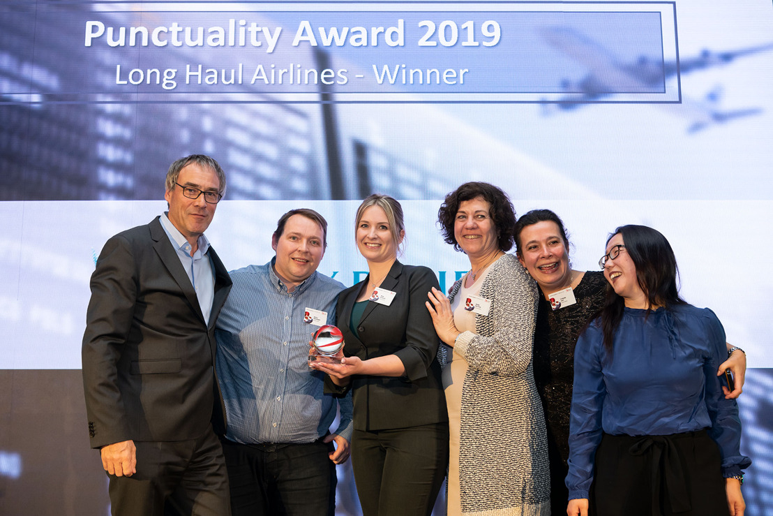 Cathay Pacific wins Long Haul Airline Punctuality Award