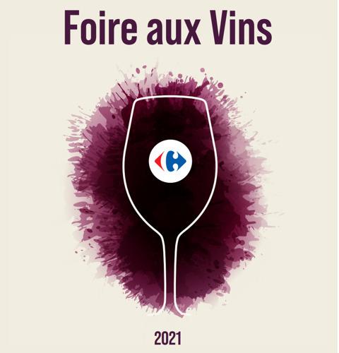 La Foire aux Vins de Carrefour : une fine sélection de grands vins pour tous les goûts, et toutes les occasions