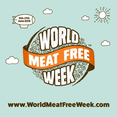 Preview: Avis à tous les mangeurs de viande : un repas végétarien pour le bien de notre planète lors de la World Meat Free Week, du 11 au 17 juin 2018 !
