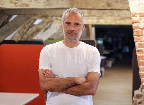 Peter Ampe Creative Partner bij FamousGrey