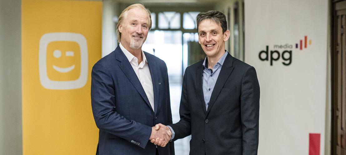 DPG Media et Telenet unissent leurs forces pour un nouveau service de streaming