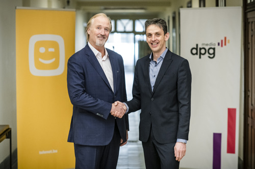 DPG Media and Telenet join forces to launch a new streaming service