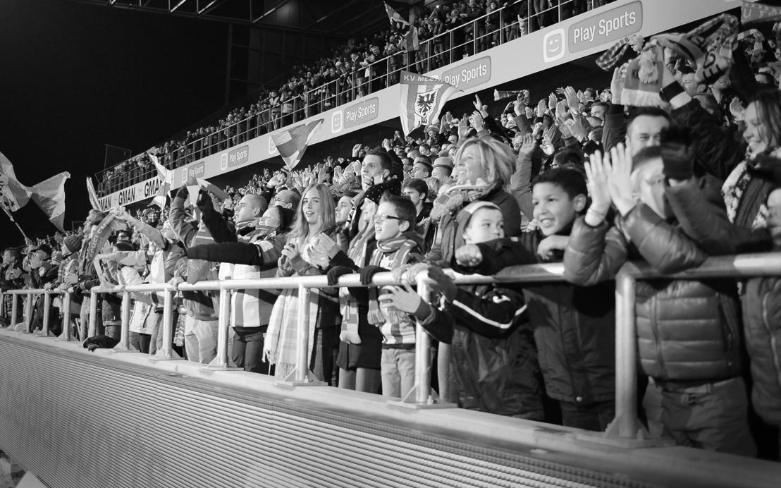 Telenet laat KV Mechelen fans naar hartenlust liken, delen en surfen!