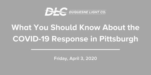 5 Things You Should Know About the COVID-19 Response in Pittsburgh This Week