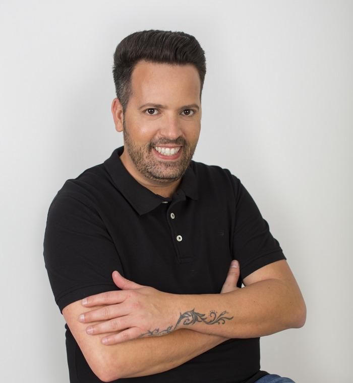 El malagueño Rafael Bueno se consolida como uno de los mejores peluqueros de España