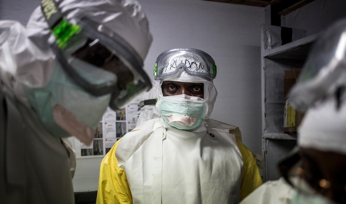 La respuesta desplegada contra el Ébola en RDC no logra mantener la epidemia bajo control