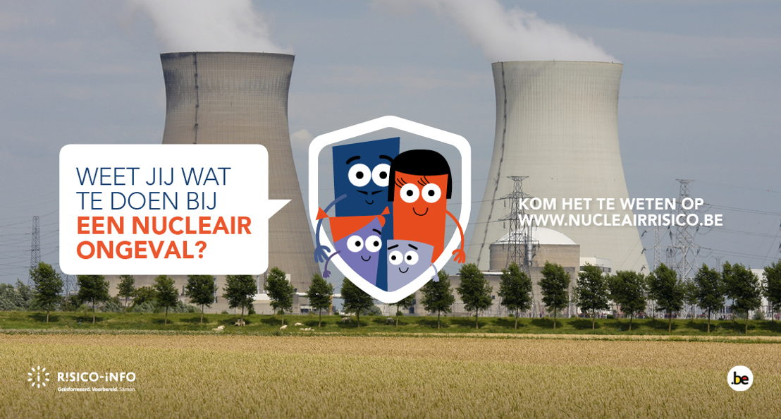 Nucleair Risico - online bannering