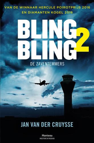 BookSpot Gouden Strop nominatie voor Bling Bling 2